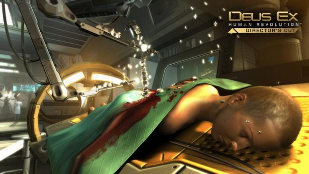 Deus Ex: Human Revolution - Director's Cut on PC screenshot #2