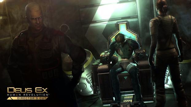 Deus Ex: Human Revolution - Director's Cut on PC screenshot #3