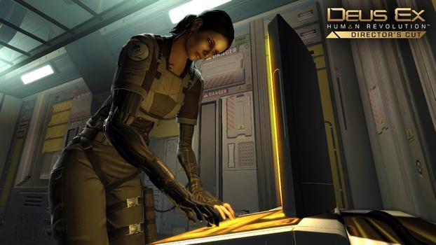 Deus Ex: Human Revolution - Director's Cut on PC screenshot #8