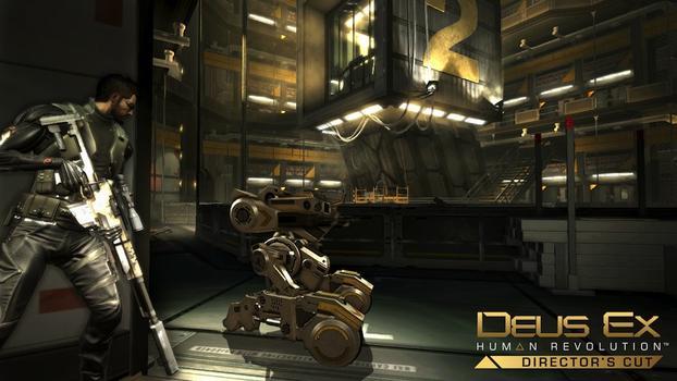 Deus Ex: Human Revolution - Director's Cut on PC screenshot #1