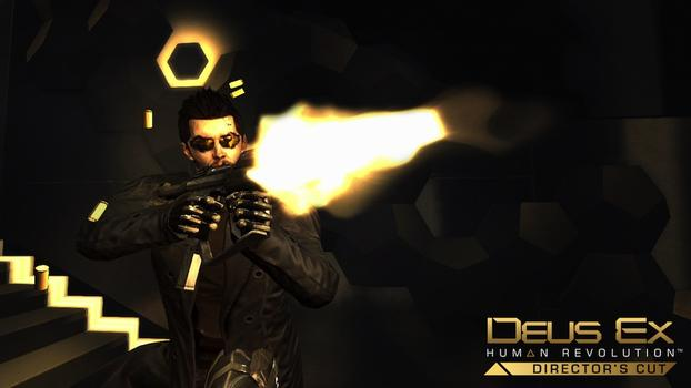 Deus Ex: Human Revolution - Director's Cut on PC screenshot #4