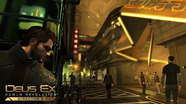 Deus Ex: Human Revolution - Director's Cut on PC screenshot #6