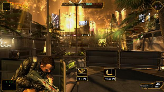 Deus Ex: The Fall on PC screenshot #3