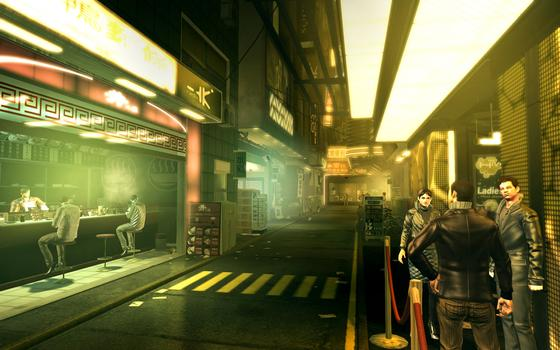 Deus Ex: Human Revolution Augmented Edition on PC screenshot #1