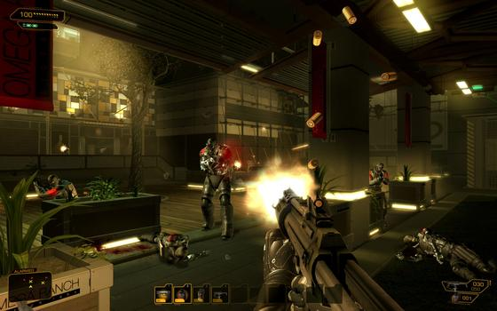Deus Ex: Human Revolution Augmented Edition on PC screenshot #2