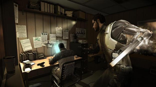 Deus Ex: Human Revolution Augmented Edition on PC screenshot #3