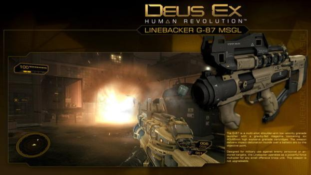 Deus Ex Human Revolution: Explosive Mission Pack on PC screenshot #2