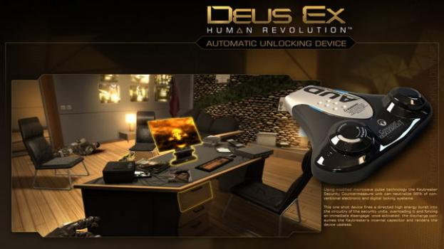 Deus Ex Human Revolution: Explosive Mission Pack on PC screenshot #3