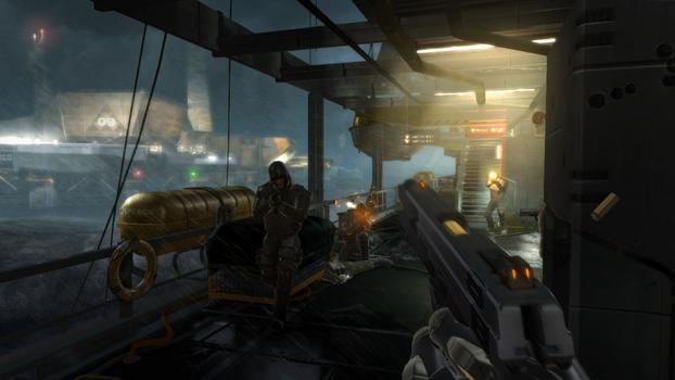 Deus Ex: Human Revolution – The Missing Link on PC screenshot #3