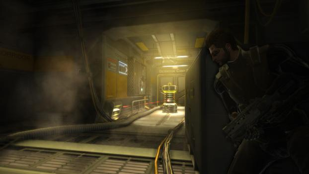 Deus Ex: Human Revolution – The Missing Link on PC screenshot #6
