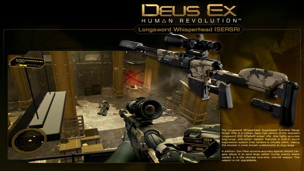 Deus Ex Human Revolution: Tactical Enhancement Pack on PC screenshot #2