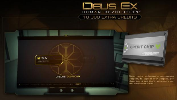 Deus Ex Human Revolution: Tactical Enhancement Pack on PC screenshot #3