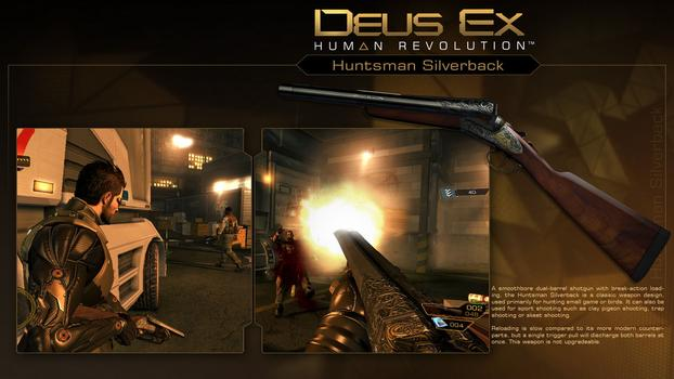 Deus Ex Human Revolution: Tactical Enhancement Pack on PC screenshot #4