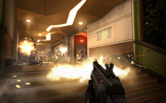 Deus Ex: Human Revolution on PC screenshot #1