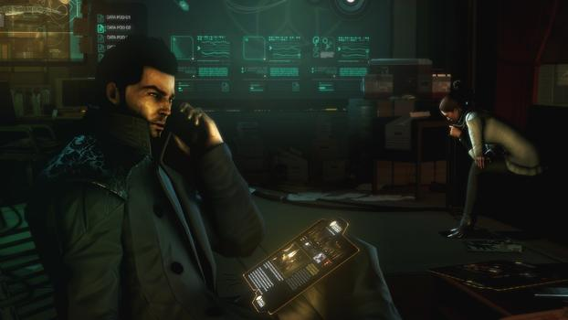 Deus Ex: Human Revolution on PC screenshot #2