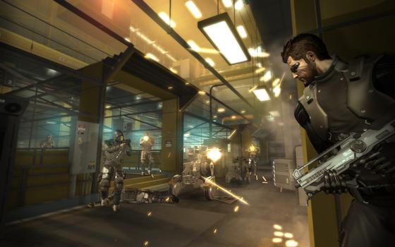 Deus Ex: Human Revolution on PC screenshot #4