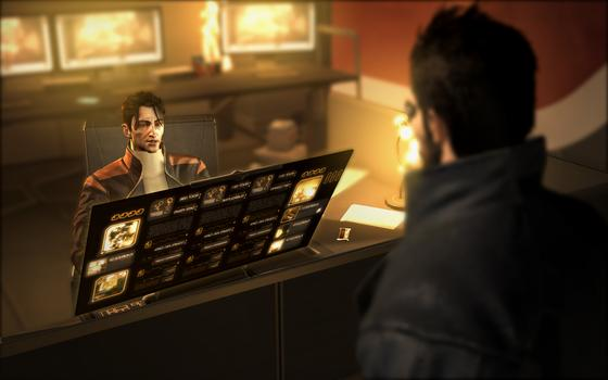 Deus Ex: Human Revolution on PC screenshot #5