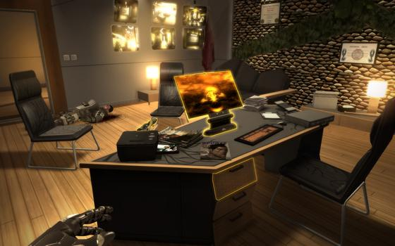 Deus Ex: Human Revolution on PC screenshot #7