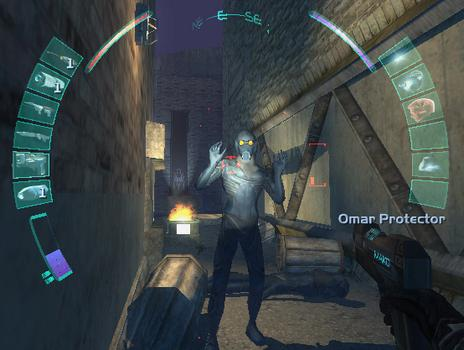 Deus Ex: Invisible War on PC screenshot #3
