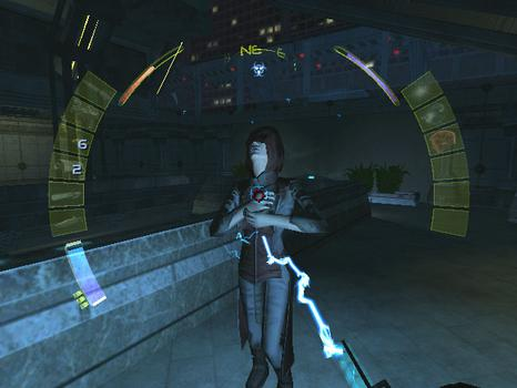 Deus Ex: Invisible War on PC screenshot #4