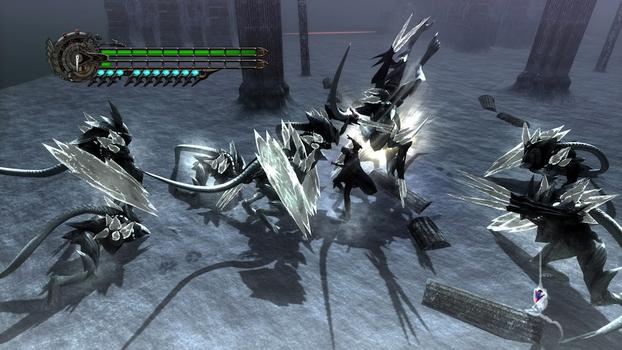 Devil May Cry 4 on PC screenshot #4