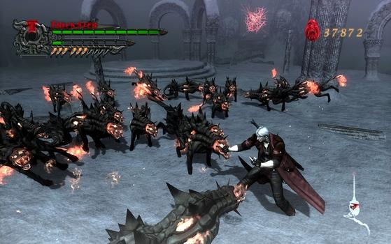 Devil May Cry 4 on PC screenshot #3