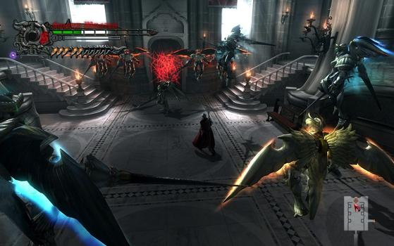 Devil May Cry 4 on PC screenshot #2