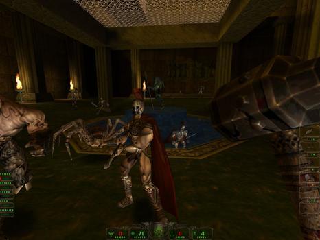 Daikatana on PC screenshot #1