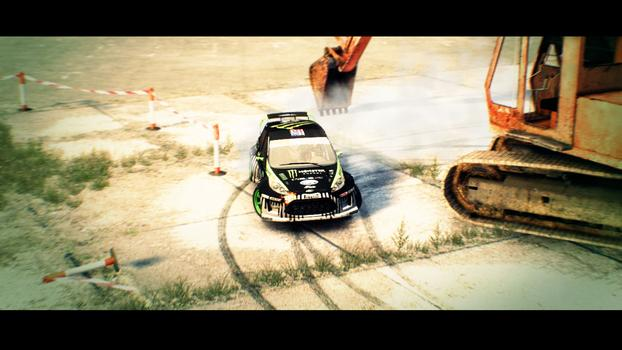 DiRT 3 on PC screenshot #1