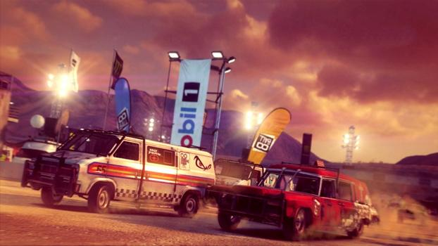 DiRT Showdown on PC screenshot #2