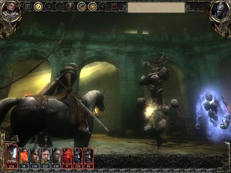 Disciples III: Renaissance on PC screenshot #2