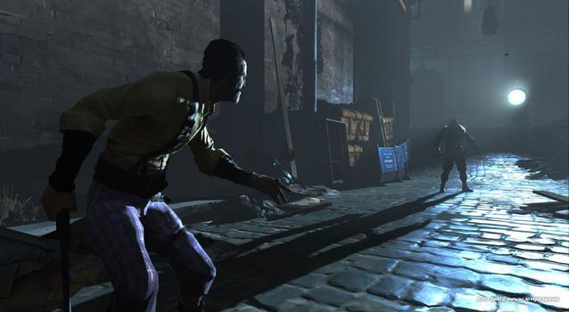 Dishonored (AU) on PC screenshot #2
