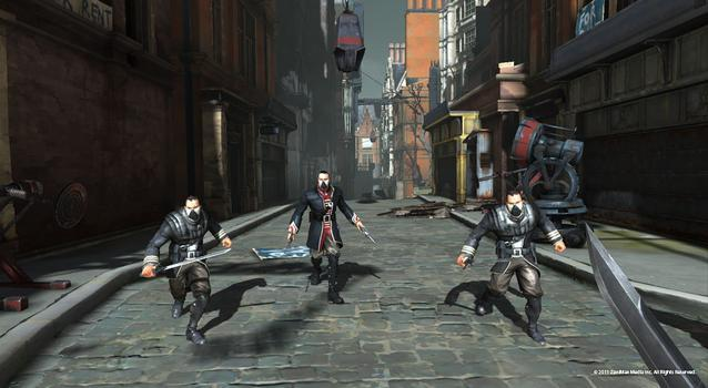 Dishonored on PC screenshot #1