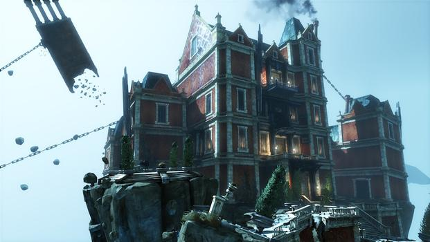Dishonored: Dunwall City Trials on PC screenshot #5