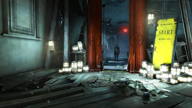 Dishonored: Dunwall City Trials on PC screenshot #1