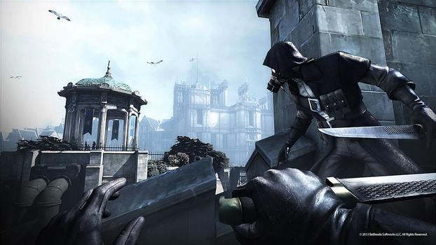 Dishonored: The Knife of Dunwall on PC screenshot #5