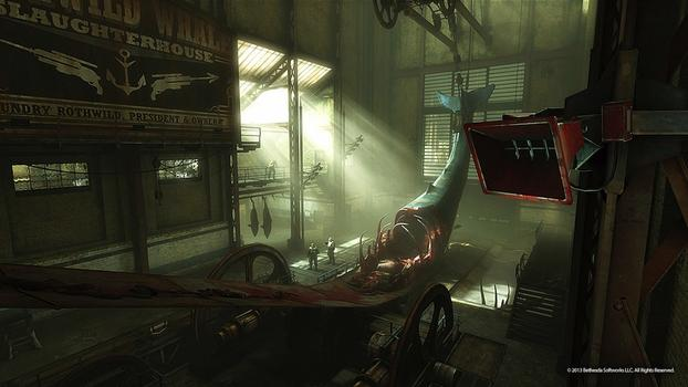 Dishonored: The Knife of Dunwall on PC screenshot #4