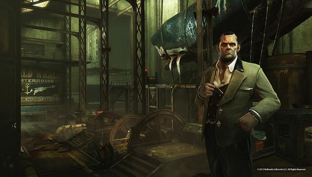 Dishonored: The Knife of Dunwall on PC screenshot #3