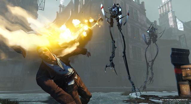 Dishonored on PC screenshot #3