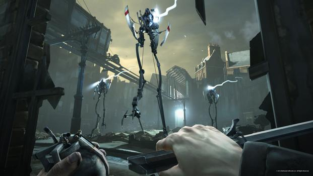 Dishonored®: Void Walker's™ Arsenal on PC screenshot #1