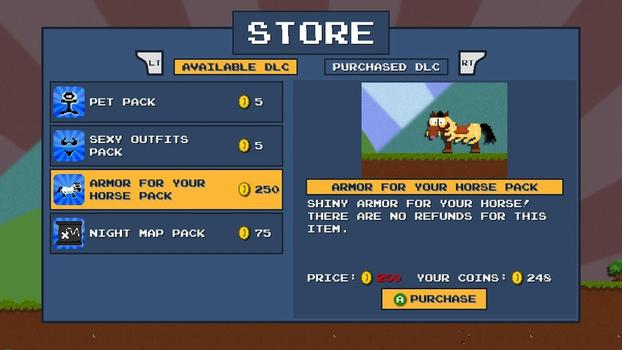 DLC Quest on PC screenshot #3