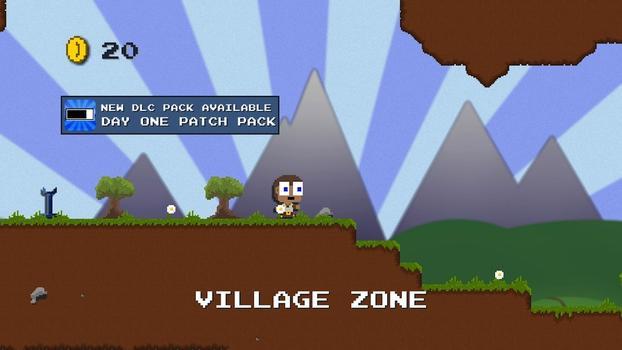 DLC Quest on PC screenshot #1