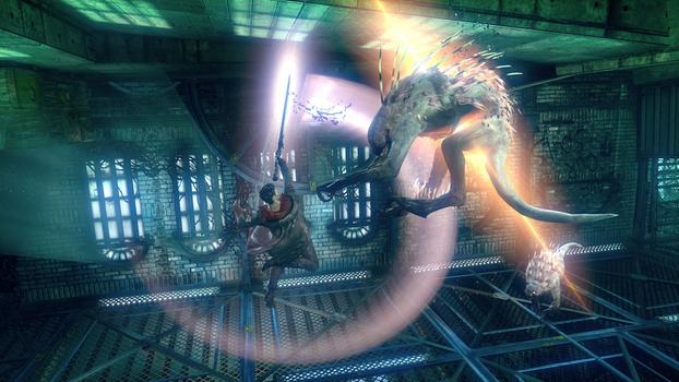 DmC: Devil May Cry on PC screenshot #4