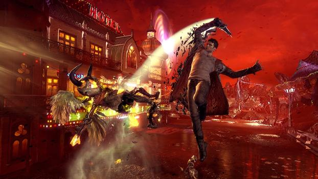 DmC: Devil May Cry on PC screenshot #2