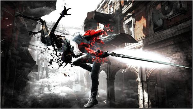 DmC: Devil May Cry on PC screenshot #1