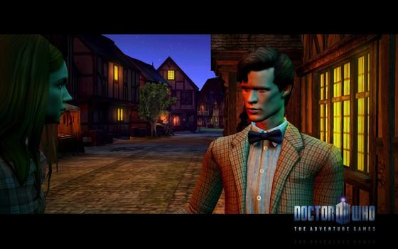 Doctor Who: The Adventure Games on PC screenshot #8
