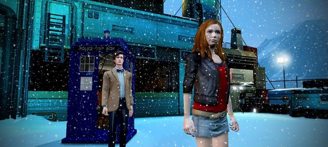 Doctor Who: The Adventure Games on PC screenshot #3