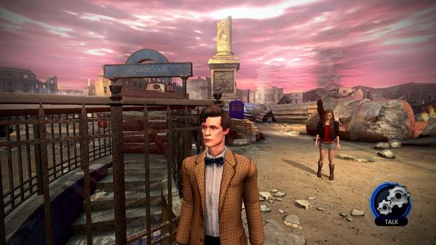 Doctor Who: The Adventure Games on PC screenshot #2