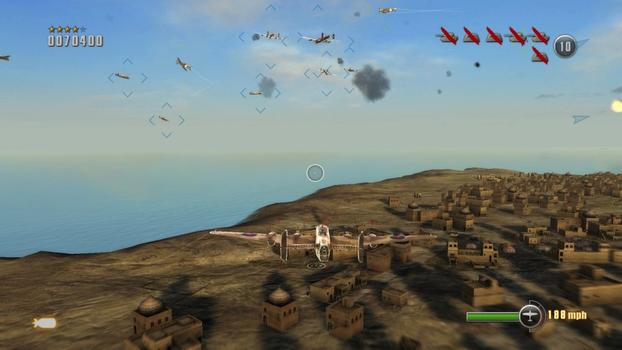 Dogfight 1942: Fire Over Africa on PC screenshot #4