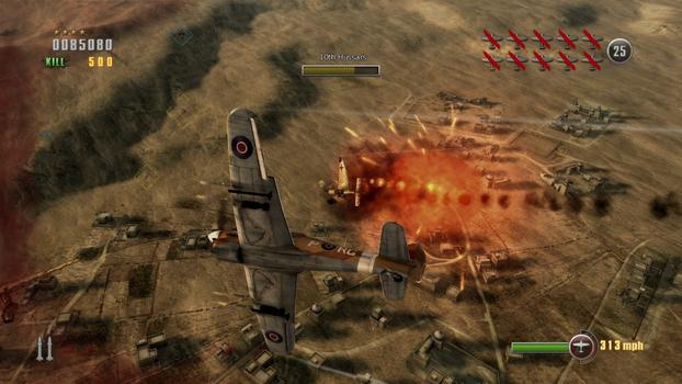 Dogfight 1942: Fire Over Africa on PC screenshot #3